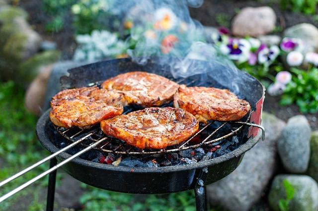 Barbecue, jardinage le plaisir des français