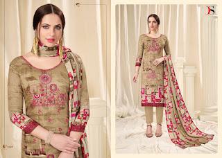 Deepsy florent 19 Pashmina winter Salwar kameez