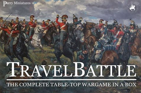 Perry Miniatures: New Travel Battle - Complete Napoleonic Boxed Miniature Wargame