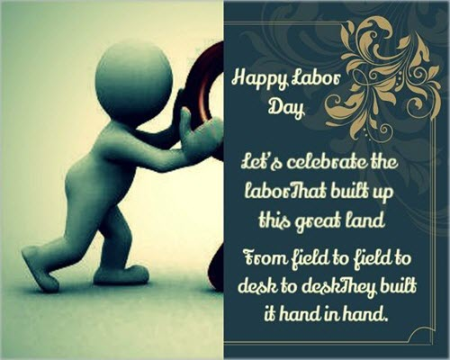 Happy Labor Day 2017 Images, Wishes, Quotes, SMS, HD Wallpapers, Status
