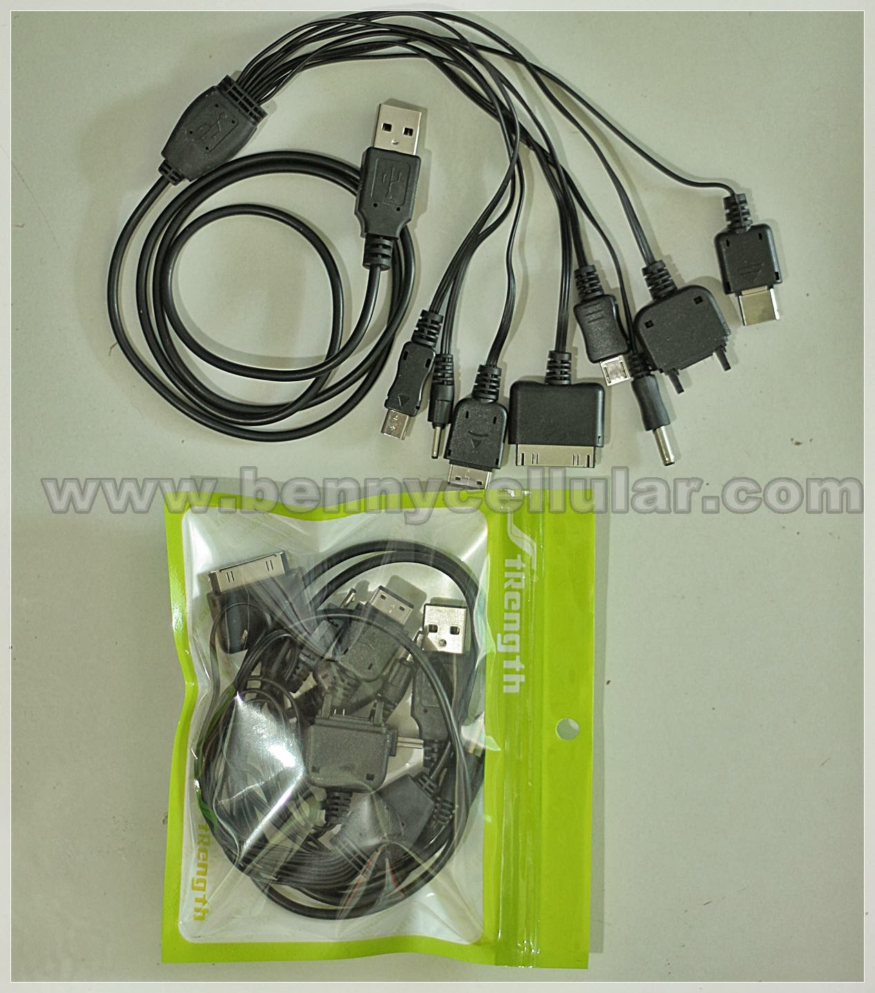 USB CONECTOR 8IN1
