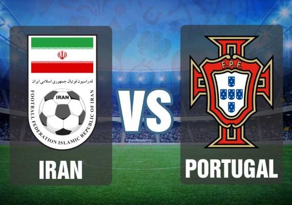 Iran vs Portugal - 2018 World Cup