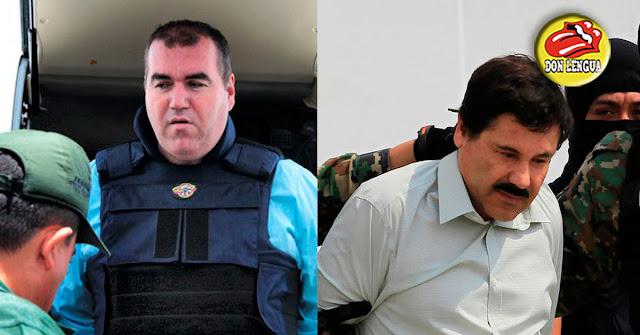 El Chapo Guzman traficó con Walid Makled 5500 kilos de cocaína desde Venezuela por Aeropostal