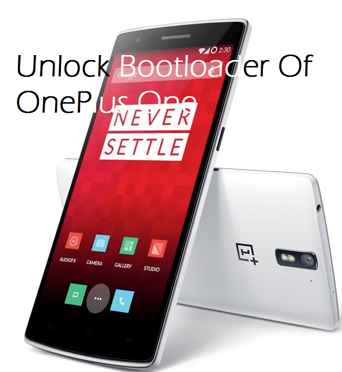 How To Unlock Bootloader Of OnePlus One