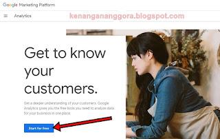 Cara Memasang Google Analytics Di Website Wordpress
