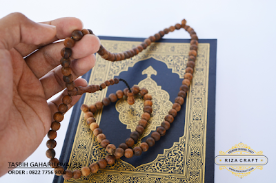 Tasbih Kayu Gaharu Asli