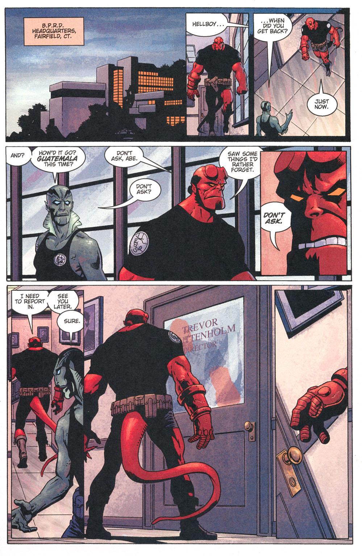 Read online Hellboy: Weird Tales comic -  Issue #5 - 25