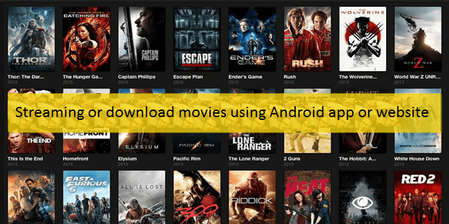 android app for watching movies with subtitles