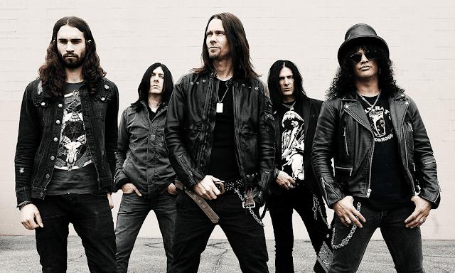 Slash publica nuevo videoclip junto a Myles Kennedy