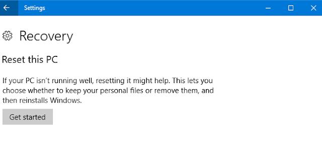 Cara Menginstal Ulang Windows 10 Tanpa Kehilangan Data Anda 2