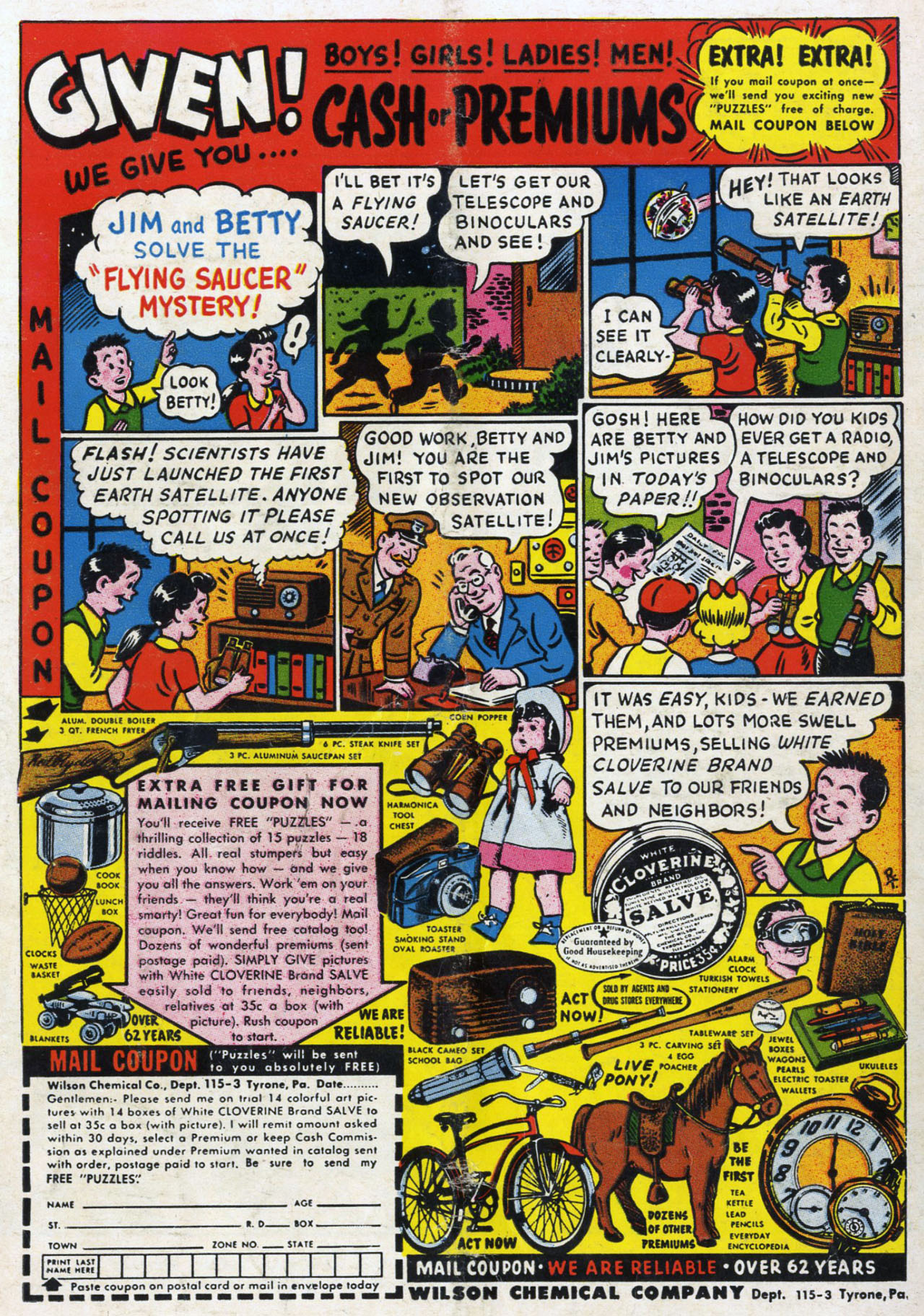 Read online Detective Comics (1937) comic -  Issue #243 - 36