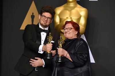Deák Kristóf, Udvary Anna, Mindenki, rövidfilm, kisfilm, Oscar-díjak, Oscar-gála 2017