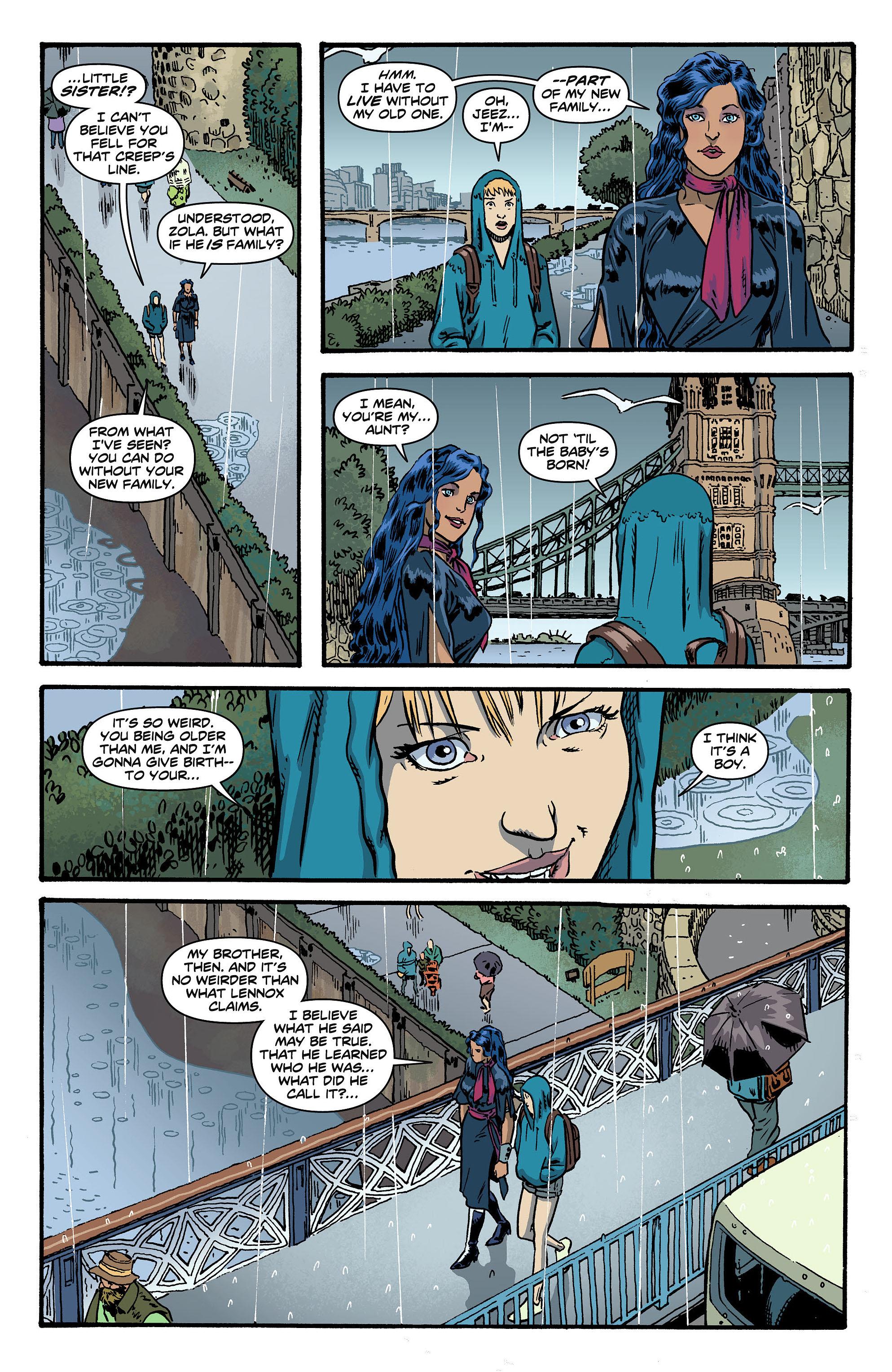 Read online Wonder Woman (2011) comic -  Issue #5 - 9