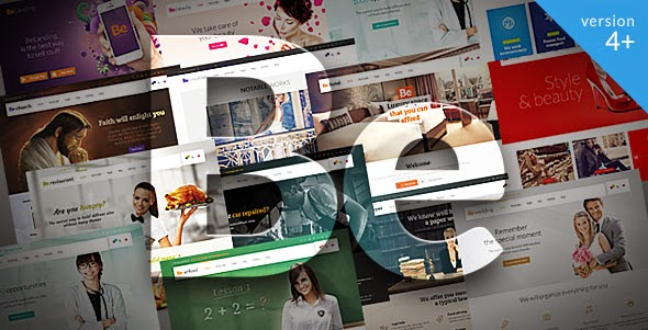 BeTheme v4.8 Responsive Multi-Purpose WordPress Theme