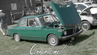 1976 BMW 2002 Profile
