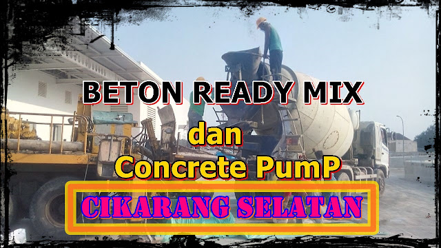 harga beton ready mix beton cor cikarang bekasi
