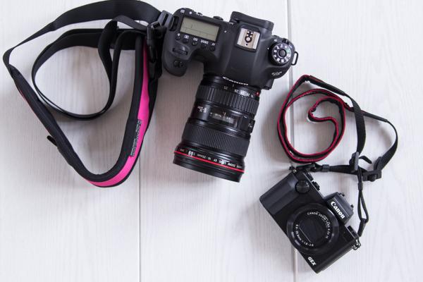 kamera canon 6D G5X camera täyskenno etsin pokkari kompaktikamera manuaalisäädöt black rapid kamerahihna