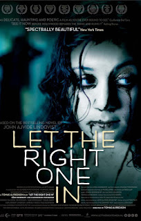 Let the Right One In (2008) แวมไพร์ รัตติกาล