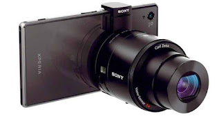 Lensa Sony QX10 18MP