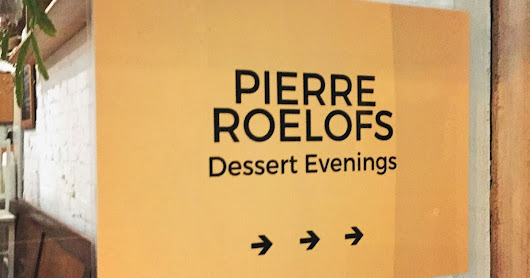 Pierre Roelofs Dessert Evening