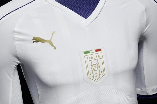 1be08190d5235 Puma divulga nova camisa reserva da Itália - Show de Camisas