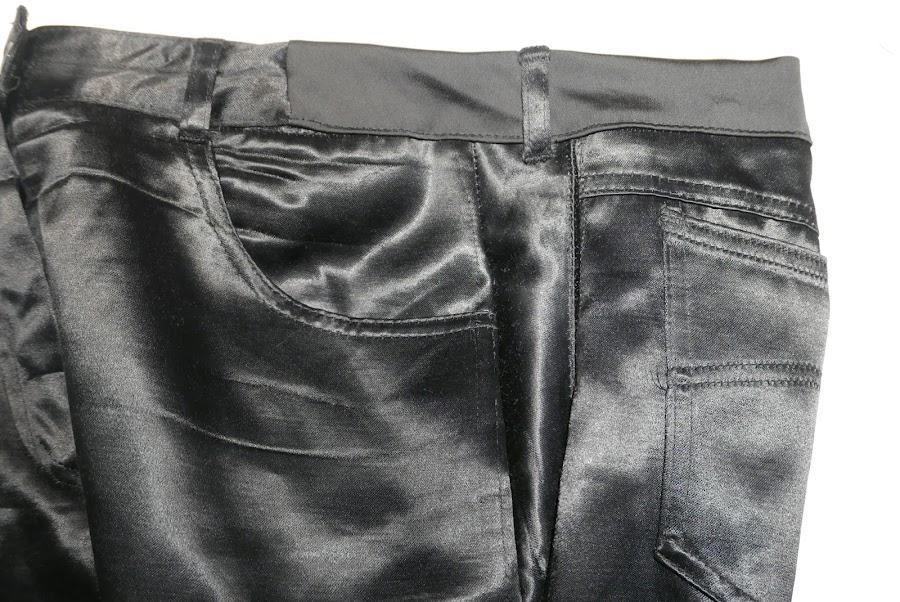 Trucos para ensachar pantalones
