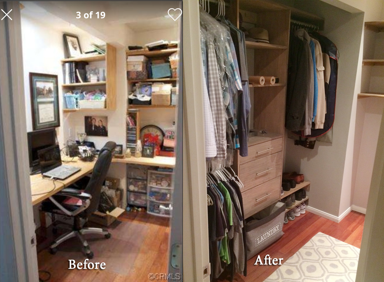 Diy Closet Office. Reader Closets Diy Closet Office I