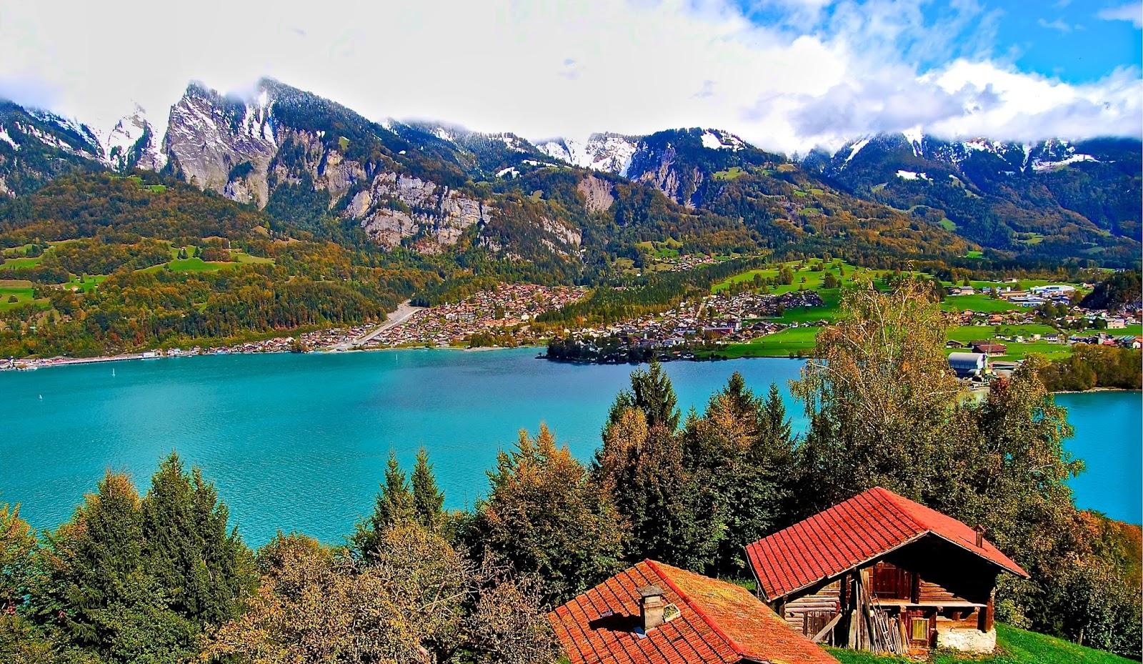 Lake Brienz #