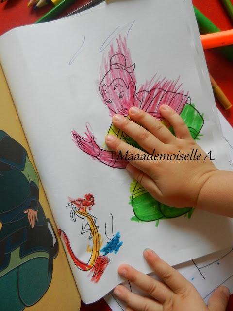 || Activité : Coloriage, ses héros préférés