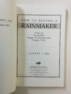 How To Become Rainmaker