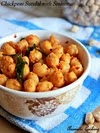 Chickpeas Sundal With Sesame