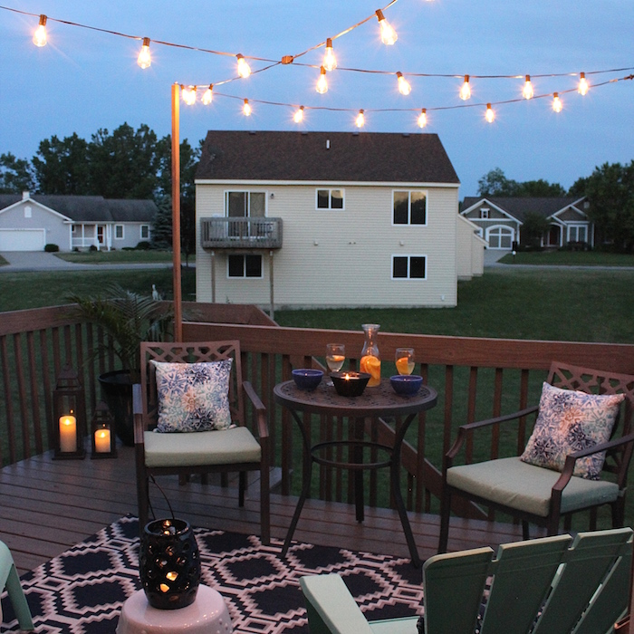 Its a grandville life must haves to turn deck into an outdoor oasis now that we have all these great products that can be purchased from lowes to create our deck oasis im confident we will be spending many summer nights mozeypictures Choice Image