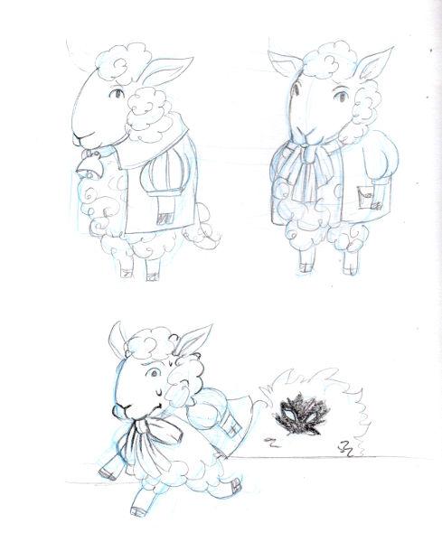IM Challenge #3 [Aramis] : Les loups garoux de Thiercelieux   Recherche_mouton04