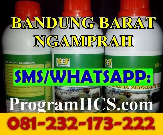 Jual SOC HCS Bandung Barat Ngamprah