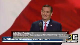 Cruz: Vote Your Conscience In November (Video)