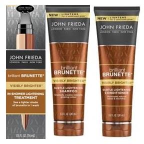 Naturally Make Hair Brighter Brown Shampoo