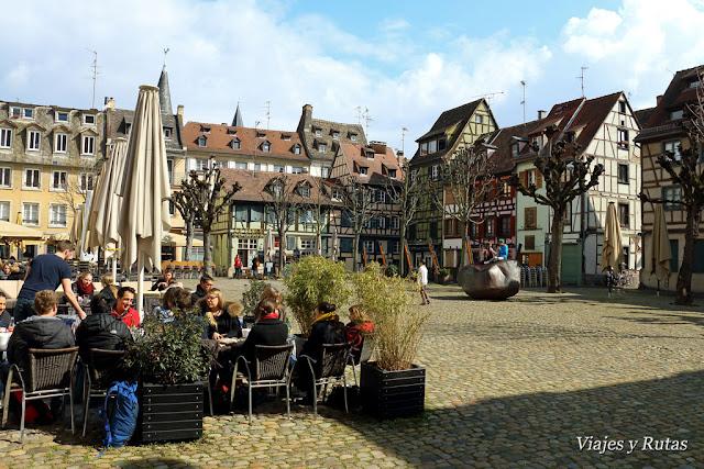 Place du Marche Gayot de Estrasburgo