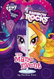 My Little Pony Equestria Girls: Rainbow Rocks, The Mane Event Books