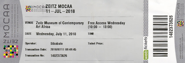 Zeitz MOCAA - Museum of Contemporary Art Africa - Free Access Ticket