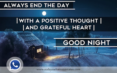 100 Good Night Quotes Wishes Status for Whatsapp
