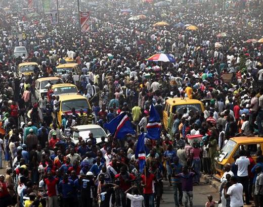 Nigeria's population rises to 193.4 million according to NBS forecast