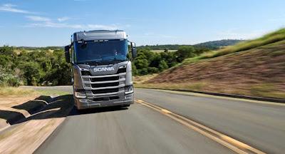 Scania vende 300 unidades do novo caminhão R 500 6x4