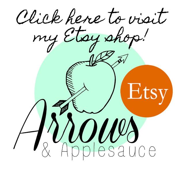 www.etsy.com/shop/ArrowsAndApplesauce