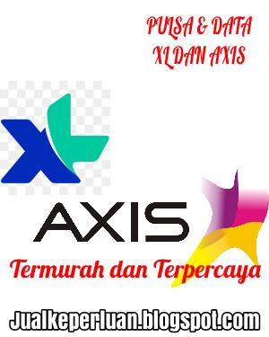 Banner XL dan Axis