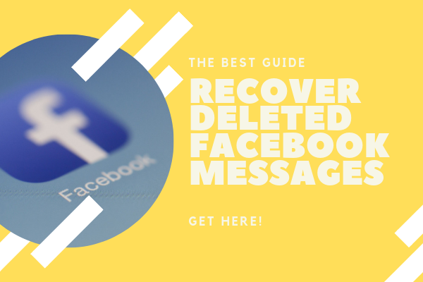 Deleted Facebook Message Recovery<br/>
