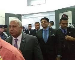Fiji election petition case: Court to deliver ruling on oral evidence