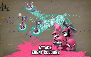 Game Android Tactile Wars MOD APK+DATA