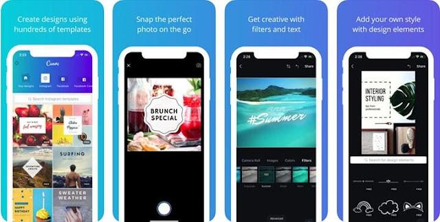 Aplikasi Terbaik untuk Edit Instagram Stories Canva