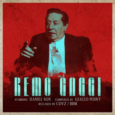 Daniel Son & Giallo Point - Remo Gaggi - Album Download, Itunes Cover, Official Cover, Album CD Cover Art, Tracklist