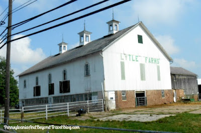 Lytle Farms in Middletown Pennsylvania - Old Barn